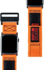 Ремешок UAG Active Strap для Apple Watch 44/42 Orange