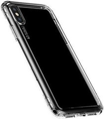 Чехол Baseus Safety Airbags для Apple iPhone X/XS Transparent Black