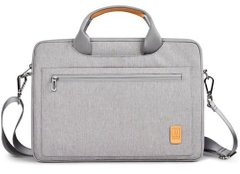 "Сумка WIWU Pioneer Shoulder Series MacBook Pro/Air 13,3"" Grey"