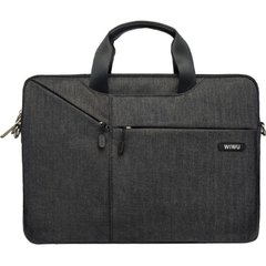 Сумка для Macbook 13.3'' WiWu City Commuter Bag Black
