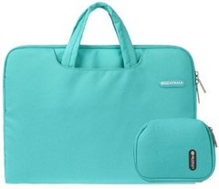 Сумка для Macbook 13 Gearmax Campus Slim Case 13.3' Green