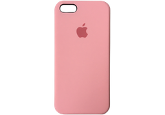 Silicone Case iPhone 5/5S/SE - Pink