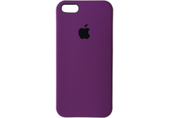 Silicone Case iPhone 5/5S/SE - Ultra Violet