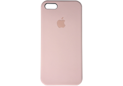 Silicone Case iPhone 5/5S/SE - Pink Sand