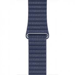 Ремешок для Apple Watch 44/42мм Leather Loop Midnight Blue