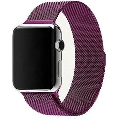 Ремешок для Apple Watch 38/40 mm Milanese Loop Purple