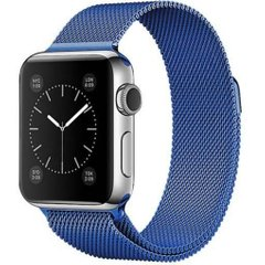 Ремешок для Apple Watch 38/40 mm Milanese Loop Blue