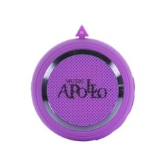 Портативна колонка Apollo S-mini Purple
