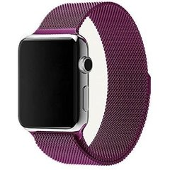 Ремешок для Apple Watch 42/44 mm Milanese Loop Purple