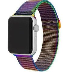 Ремешок для Apple Watch 42/44 mm Milanese Loop Colorful