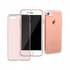 Чехол для iPhone 7 plus/8 plus Baseus Simple Series Case With-Pluggy Rose gold