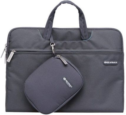 Сумка для Macbook 13 Gearmax Campus Slim 13.3' Gray